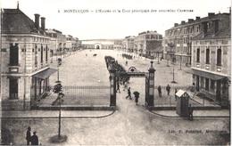 FR03 MONTLUCON - Nouvelles Casernes - Animée - Belle - Montlucon