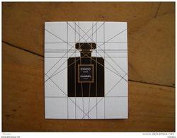 Carte Chanel Coco Noir - Cartas Perfumadas