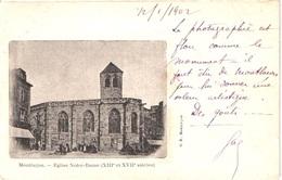 FR03 MONTLUCON - Précurseur - église Notre Dame - Montlucon