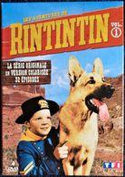 RINTINTIN - La Série Originale En Version Colorisée - 32 épisodes - 4 DVD . - Action, Aventure