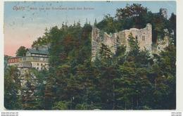 AK  Oybin Blick Von Örtelwand Nach Den Ruinen 1923 - Oybin
