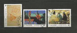 445et 447/48  (392) - Polynésie Française