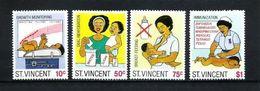 San Vicente Nº 983/6 Nuevo - St.Vincent (1979-...)