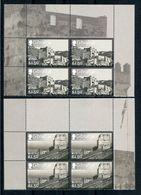 """Gibraltar - 4 X Mi.Nr. 1772 / 1773 - """"Europa - Burgen Und Schlösser"""" ** / MNH (aus Dem Jahr 2017) - 2017"""