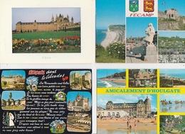 20 / 7 / 25. -CALVADOS ( 14 ) LOT DE 400 CPM À 16€ ,50 PLUS PORT ( 8€ 95 POUR LA FRANCE ) - 100 - 499 Cartes