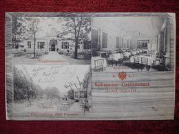 AUSTRIA / WIEN - VIENNA / VOLKSGARTEN - JOH.SEIDL RESTAURANT / 1899 (AB31) - Vienna Center