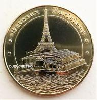 Monnaie De Paris 75.Paris - Bateaux Parisiens  2007 - Monnaie De Paris