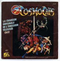 COSMOCATS - CHANSON ORIGINALE DE L'EMISSION TELEVISEE A2 - TELEVISION ANTENNE 2 - Bambini