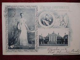 NETHERLANDS / HAAG / VREDES CONFERENTIE GRAVENHAGE 2./ 1899 (AB31) - Den Haag ('s-Gravenhage)