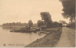 Maaseik - Maeseyck - Zicht Op De Maas - Vue Sur La Meuse - Maaseik