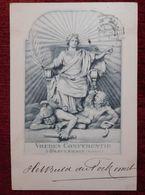 NETHERLANDS / HAAG / VREDES CONFERENTIE GRAVENHAGE 3./ 1899 (AB31) - Den Haag ('s-Gravenhage)