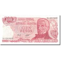 Billet, Argentine, 100 Pesos, Undated (1976-78), KM:302a, SPL+ - Argentinien
