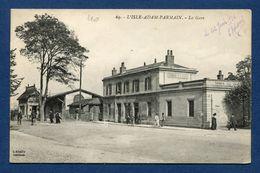 France - Carte Postale - L'Isle Adam - Parmain - La Gare - L'Isle Adam