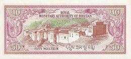 BHUTAN P. 17b 50 N 1992 UNC - Bhoutan