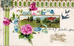 Souvenir Affectueux - Flores