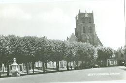 Geertruidenberg; Elfhuizen (oude Auto's) - Niet Gelopen. (M. Bakker En Zoon - Geertruidenberg) - Geertruidenberg