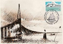 Saint Nazaire 1975 Le Pont - 1970-79