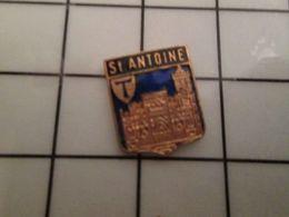 316a Pin's Pins / Rare & Belle Qualité !!! THEME VILLES / BLASON ECUSSON ARMOIRIES ST ANTOINE - Jeux