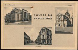 BARCELLONA (MESSINA) SALUTI - Messina