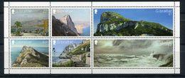 """Gibraltar - Block Nr. 133 - """"Ansichten Des Felsens Von Gibraltar"""" ** / MNH (aus Dem Jahr 2018) - Gibraltar"""