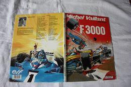 MICHEL VAILLANT  F3000  GRATON  EO 1989 Cartonnée TBE - Michel Vaillant