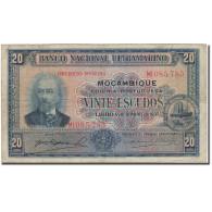 Billet, Mozambique, 20 Escudos, 1937, 1937-04-06, KM:74, TB+ - Mozambique