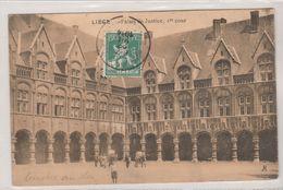 Liège. Palais De Justice, 1re Cour.   (au Dos Taxe)--scan - Liege