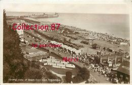 ☺♦♦  GENERAL VIEW Of BEACH FROM LEAS  FOLKESTONE - Folkestone