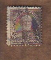 USA  (Y&T) 1895 - N°116  *USPS United States Postage Stampd*   * 8c *  Obl - Gebraucht