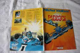 MICHEL VAILLANT  PADDOCK  GRATON  EO 1995  Cartonnée TBE - Michel Vaillant
