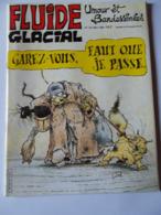 FLUIDE GLACIAL N°107 , Mai 1985 - Fluide Glacial