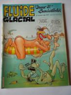 FLUIDE GLACIAL N°110 , Aout 1985 - Fluide Glacial