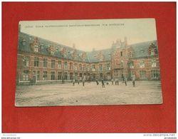 LIEGE -   Ecole Professionnelle Saint-Jean-Berchmans , Vue Intérieure - Liege
