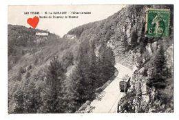 33959-ZE-88-LES VOSGES-La SCHLUCHT-Versant Alsacien-La Montée Du Tramway De Munster - Otros Municipios