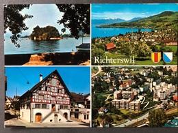 Richterswil Am Zürichsee Mehrbild Verschiedene Ansichten - ZH Zürich