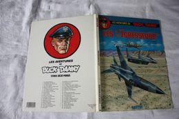 BUCK DANNY  Les Agresseurs  NOVEDI  EO 1988  Cartonnée TBE - Buck Danny