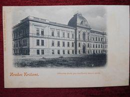 CZECH / HRADEC KRÁLOVÉ / 1900 (AB31) - República Checa