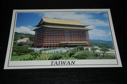 16704-               TAIWAN, GRAND HOTEL, TAIPEI - Taiwan