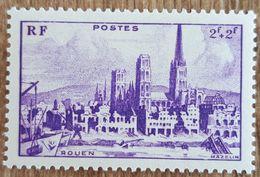 YT N°745 - Entraide Française / Rouen - 1945 - Neuf - Neufs