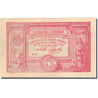 Billet, Portugal, 5 Centavos, 1918, 1918-04-05, KM:98, TTB+ - Portugal