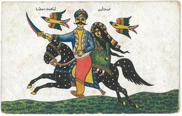 RARE - CPA -  Illustrateur Editeur E.BONESTEVE , ALGER ( ALGÉRIE - ISLAM ) - Islam