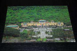 16708-               TAIWAN, NATIONAL PALACE MUSEUM, TAIPEI - Taiwan