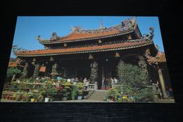 16709-               TAIWAN, LUNGSHAN TEMPLE IN TAIPEI - Taiwan