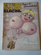 FLUIDE GLACIAL N°121 , Juillet 1986 - Fluide Glacial
