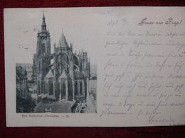 CZECH / PRAG - PRAHA / 1898 (AB31) - República Checa