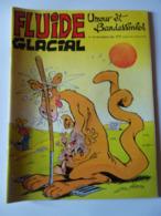 FLUIDE GLACIAL N°123 , Septembre 1986 - Fluide Glacial