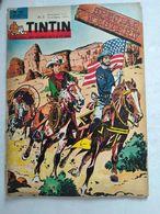 TINTIN N° 781 LA BATAILLE DES TRENTE (4p) - Tintin