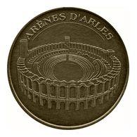 Monnaie De Paris , 2009 , Arles , Arènes , Vue Aérienne - Monnaie De Paris