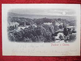 CZECH / CHOCEN / 1898 (AB31) - República Checa