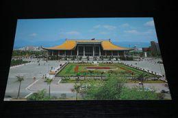 16714-               TAIWAN,  DR. SUNYAT -SEN MEMORIAL HALL, TAIPEI - Taiwan